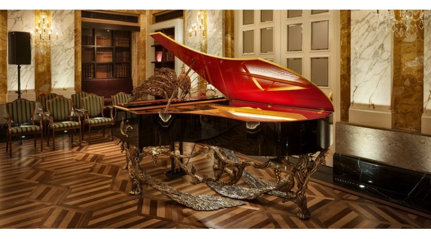 Grand Bohemian – The Piano by Bösendorfer
